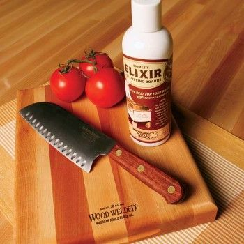 Maintaining and Cleaning Butcher Block Surfaces